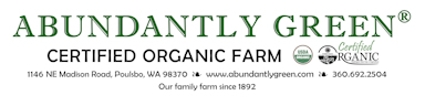 Abundantly Green Certified Organic Farm