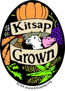 KCAA Kitsap Grown logo
